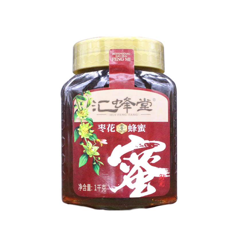 汇蜂堂 枣花蜂蜜