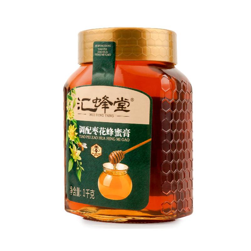 汇蜂堂 调配枣花蜂蜜膏