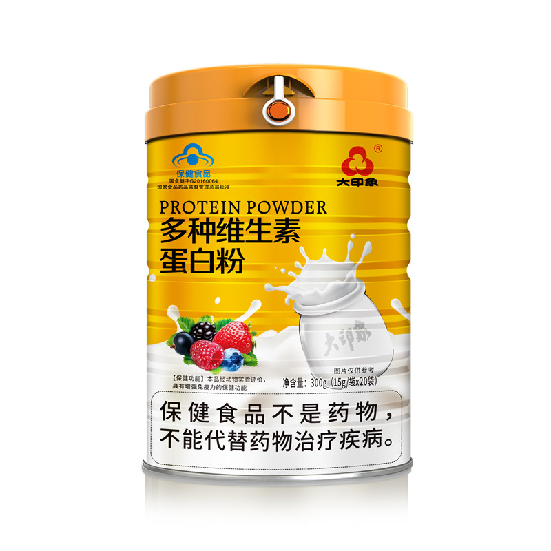 [大印象]多种维生素蛋白粉