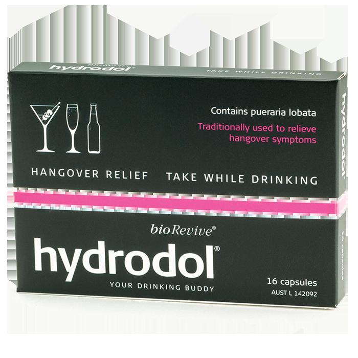 澳洲 Hydrodol 解酒片
