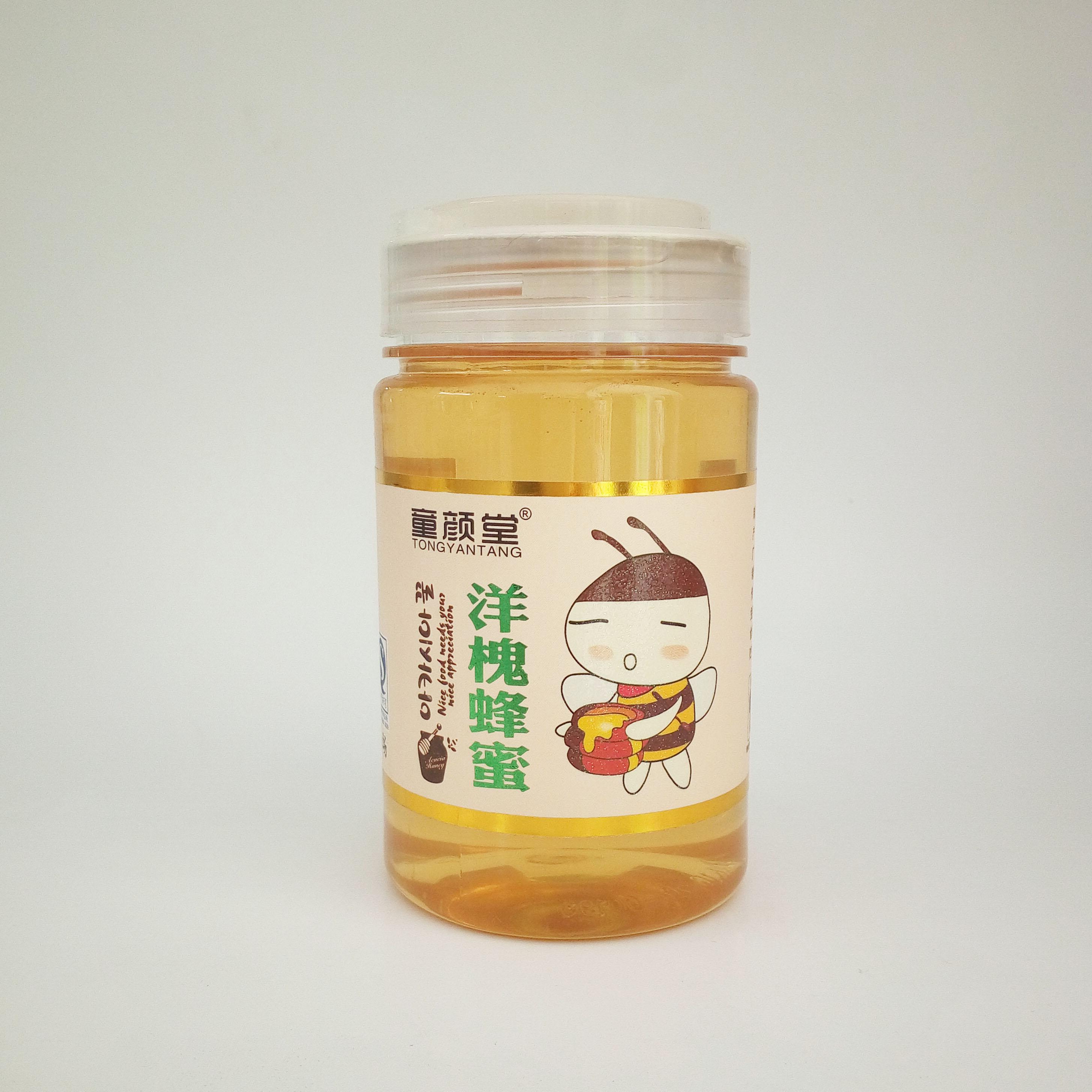童颜堂洋槐蜂蜜