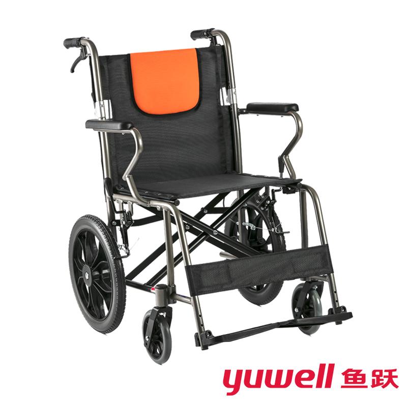 鱼跃手动轮椅车H056C