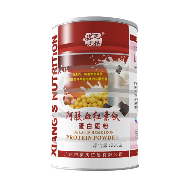 阿膠血紅素鐵蛋白質粉