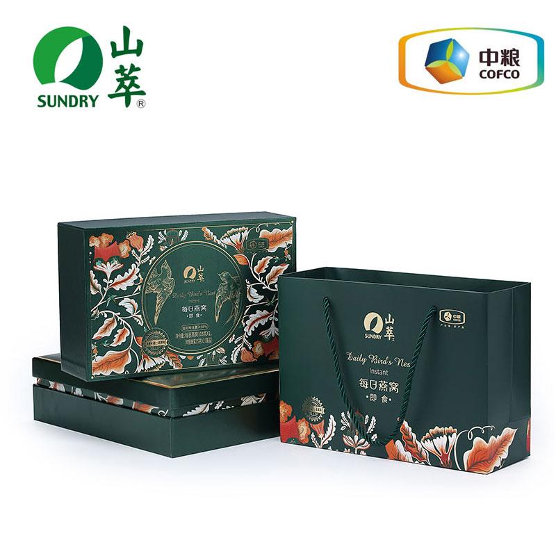 中粮 山萃每日燕窝108g单碗礼盒