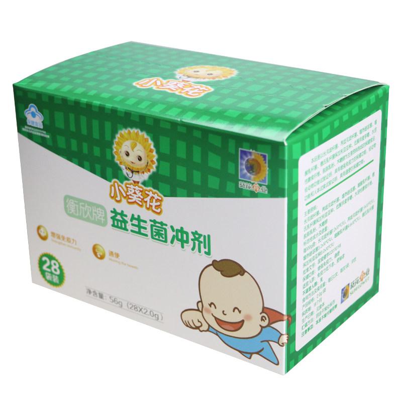 衡欣牌益生菌冲剂 2g*7袋盒*4盒中盒
