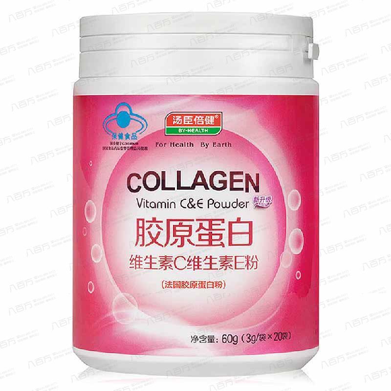 湯臣倍健膠原蛋白維生素C維生素E粉(20袋)