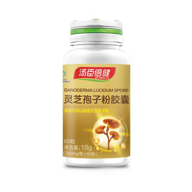 汤臣倍健灵芝孢子粉胶囊(60粒)