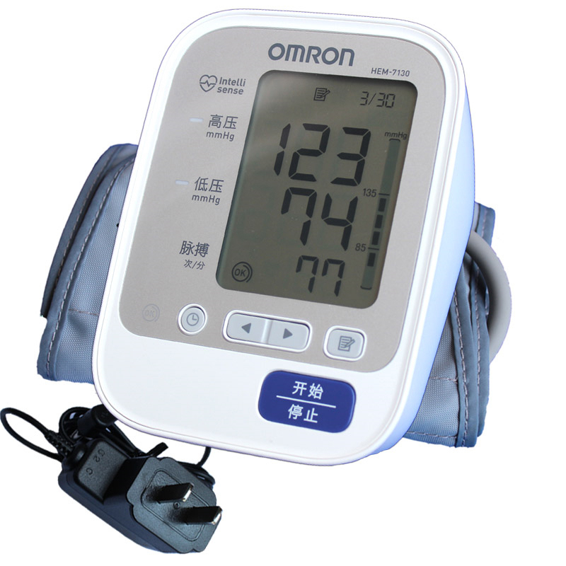 歐姆龍電子血壓計上臂式