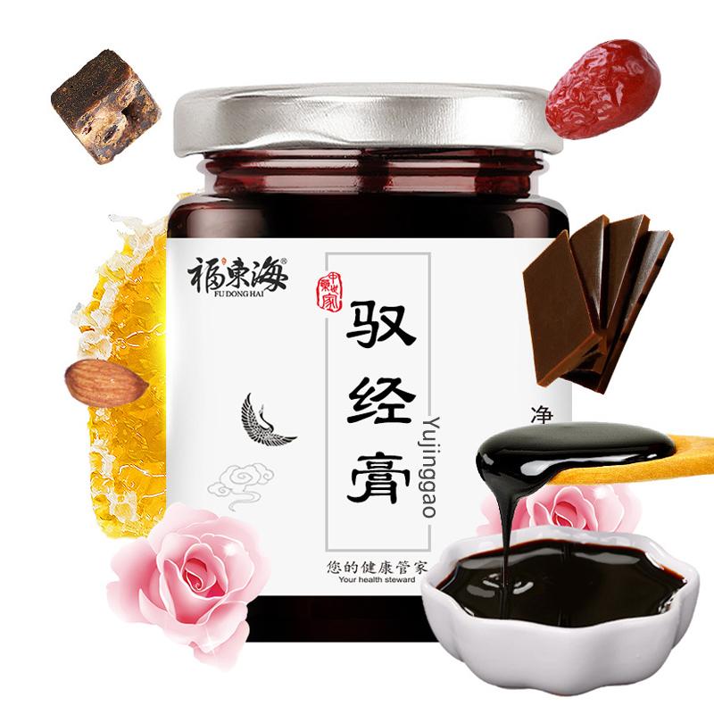 福東海 馭經膏 150克瓶裝 阿膠四物湯紅糖膏