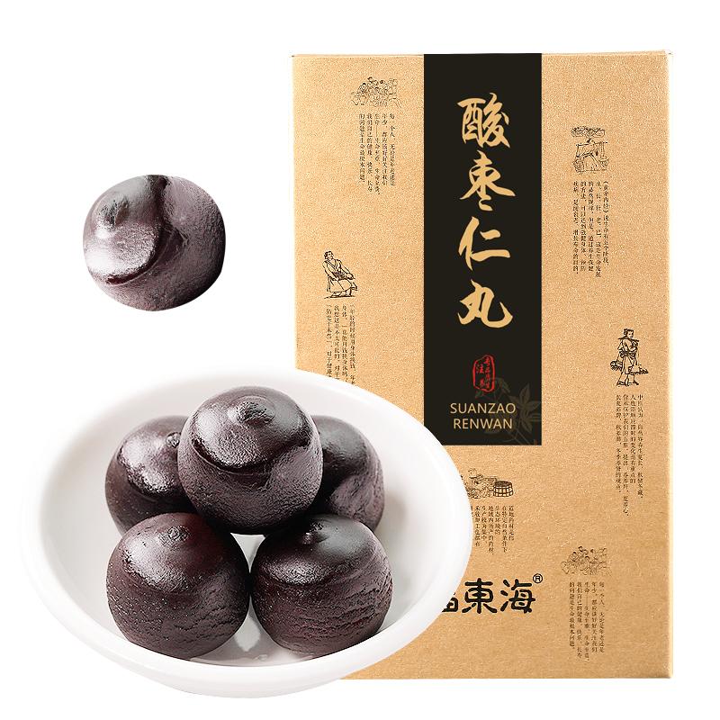福東海 酸棗仁丸 162克裝 桑葚茯苓桂圓百合