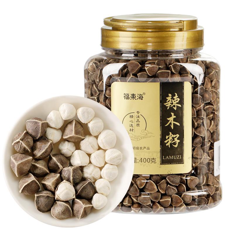福东海 辣木籽 天然食用辣木籽 400克罐装