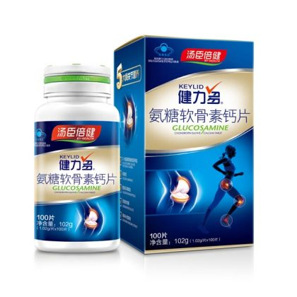 健力多氨糖軟骨素鈣片