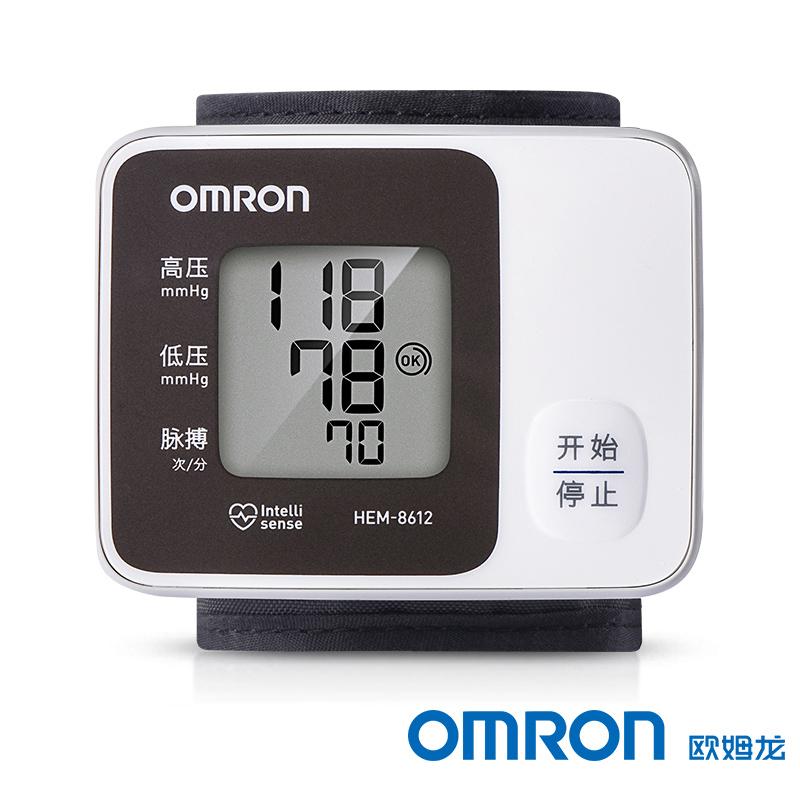 电子血压计HEM-8612