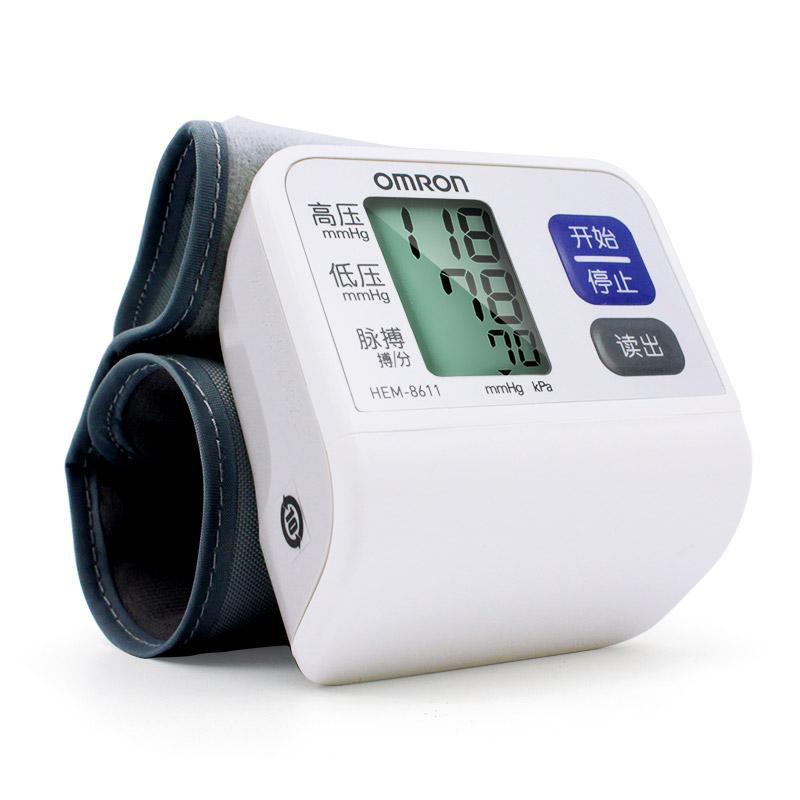 歐姆龍電子血壓計HEM-8611