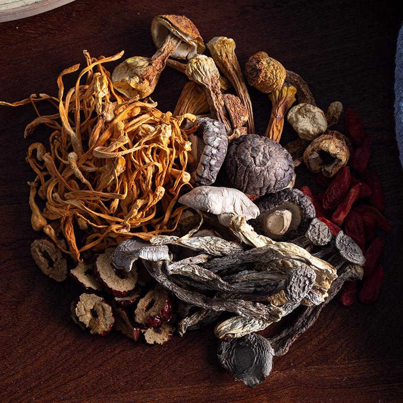 松茸菌菇汤料
