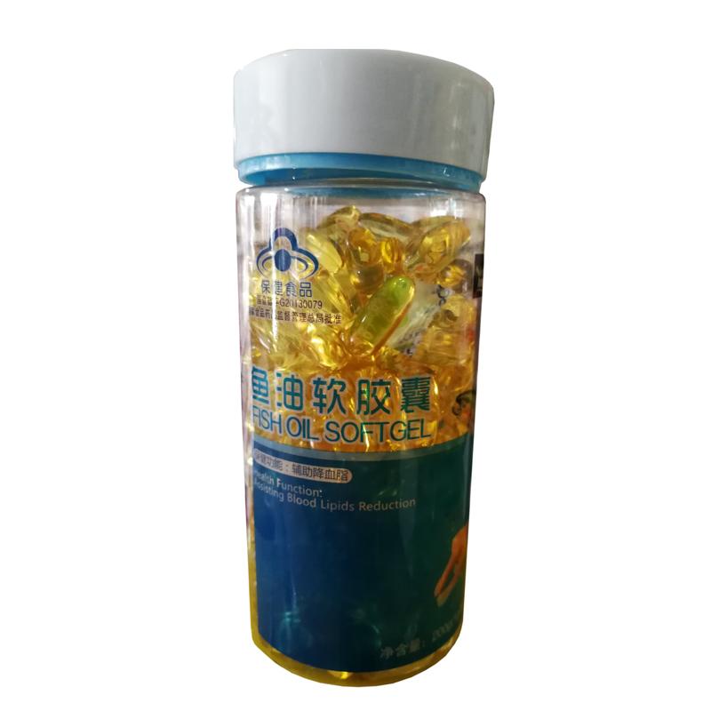 莱思福 鱼油软胶囊