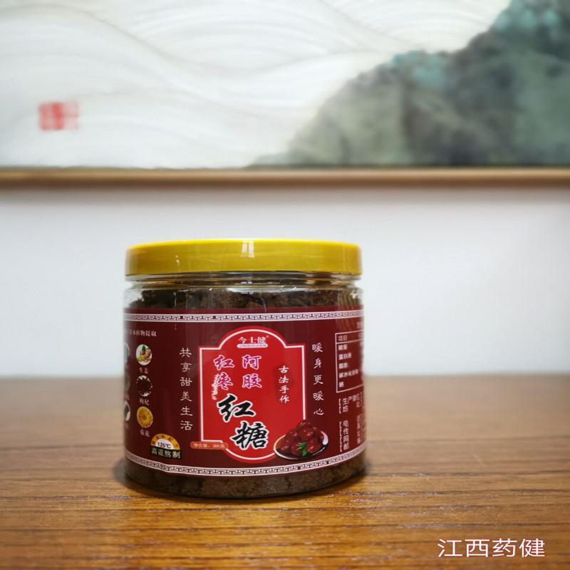 红枣阿胶红糖