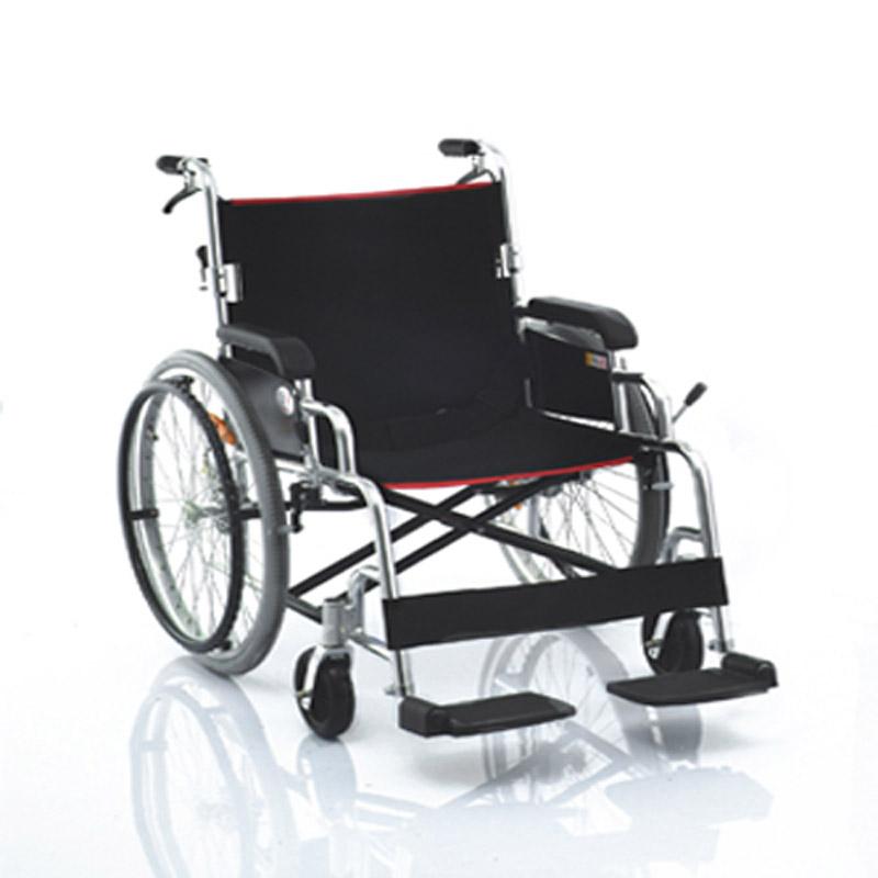 鱼跃手动轮椅车航空铝材5000
