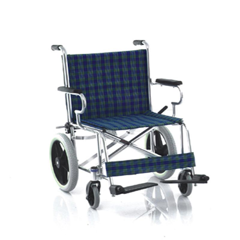 鱼跃手动轮椅车铝合金H032