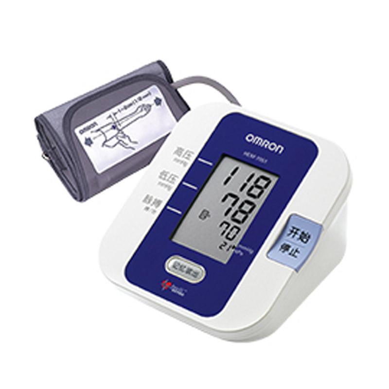 欧姆龙电子血压计HEM-7051 上臂式