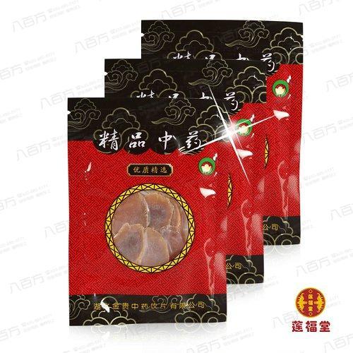 金贵 红参片10g包*1包 高端滋补养生炖煮冲茶蒸服 磨粉皆可