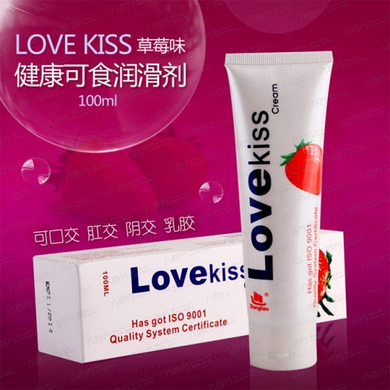 【情趣用品】Love Kiss可食用润滑