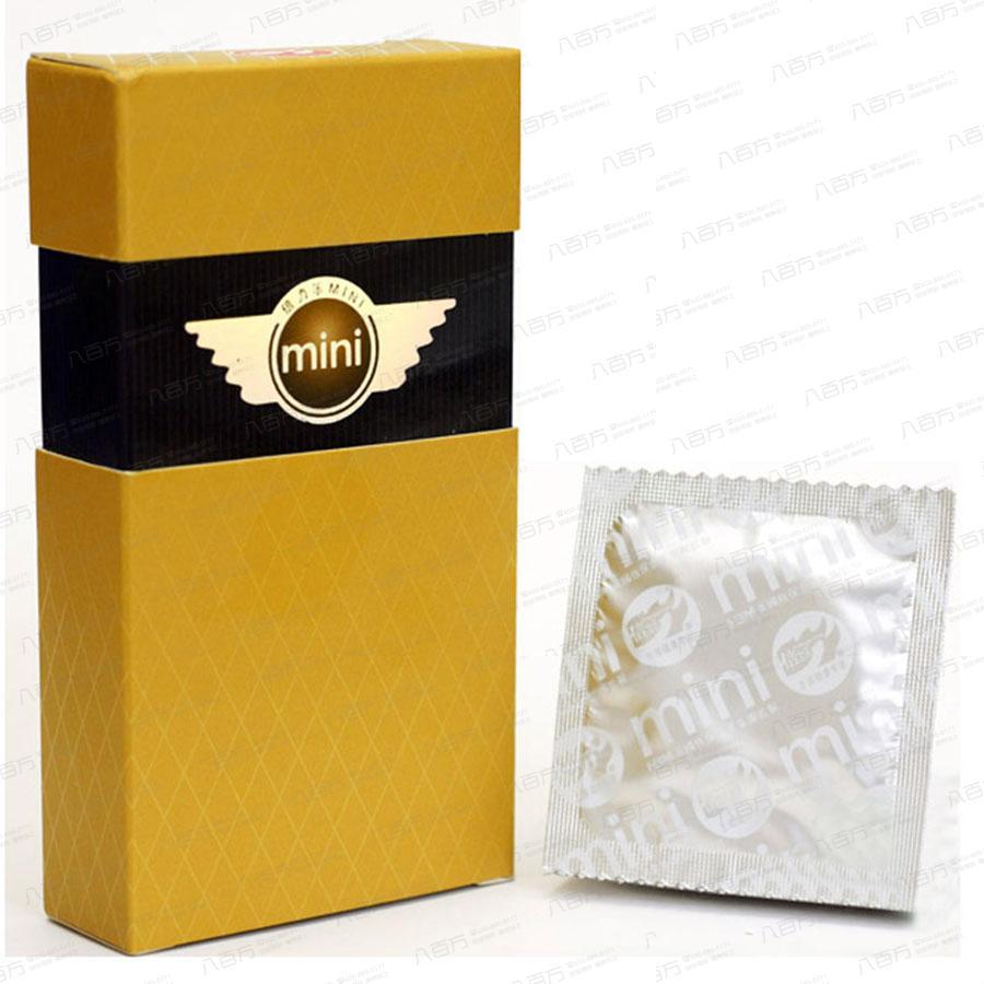 【避孕套】倍力乐 mini 安全避孕套
