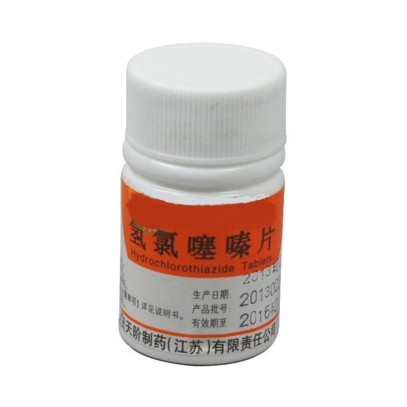 氢氯噻嗪片双克片