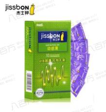 杰士邦避孕套(动感薄)