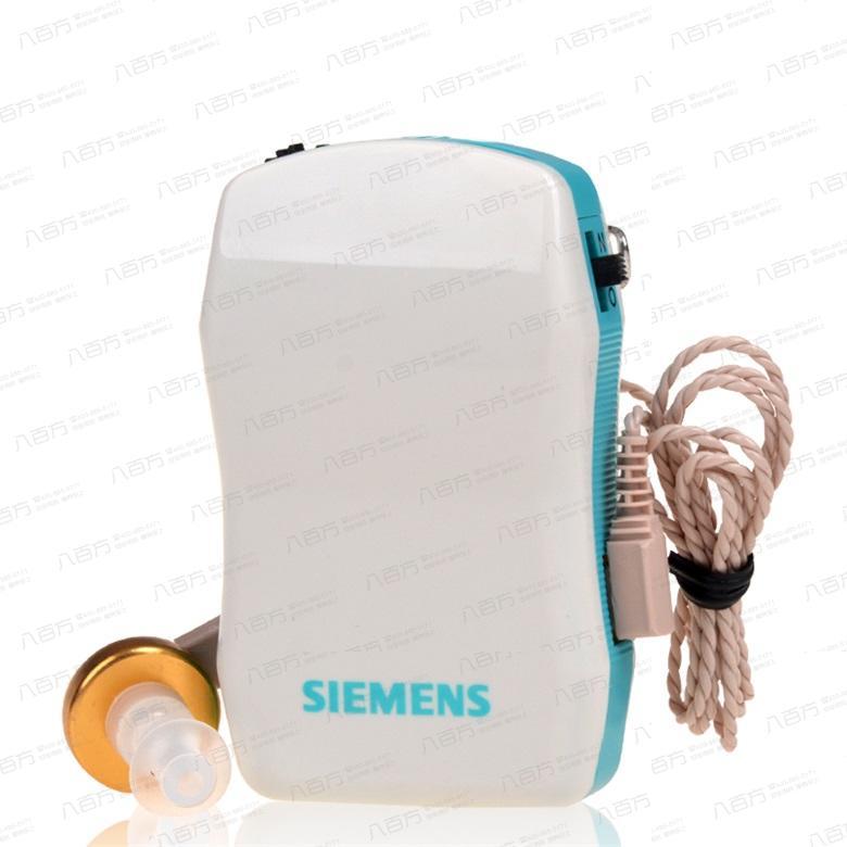 西门子助听器盒式VITA118型老年人