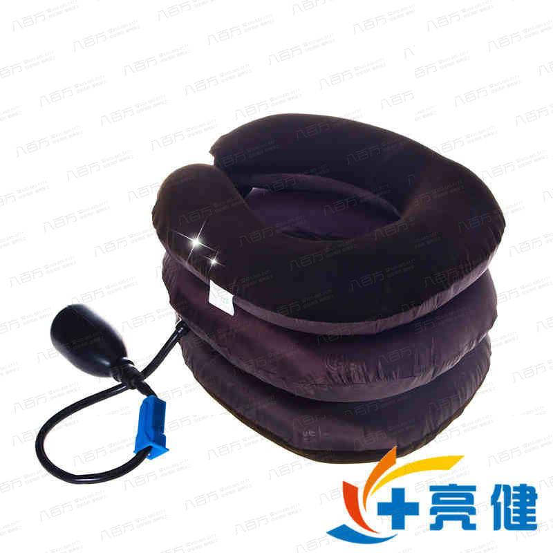 佳禾颈椎牵引器B02-2三层充气家用脖子按摩器颈椎病治疗仪护颈部