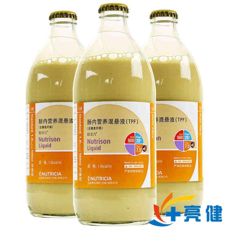 能全力 能全力 肠内营养混悬液(TPF) 500ml/瓶