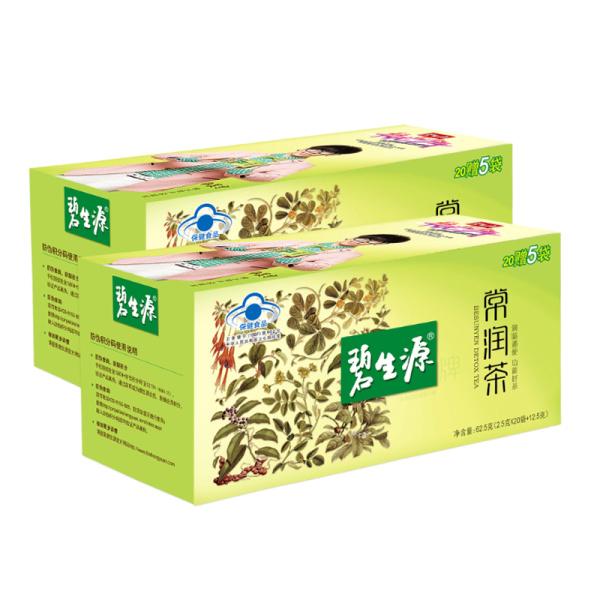 碧生源常润茶