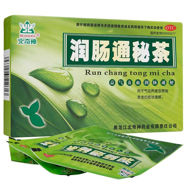 北奇神 潤腸通秘茶 3g*10袋