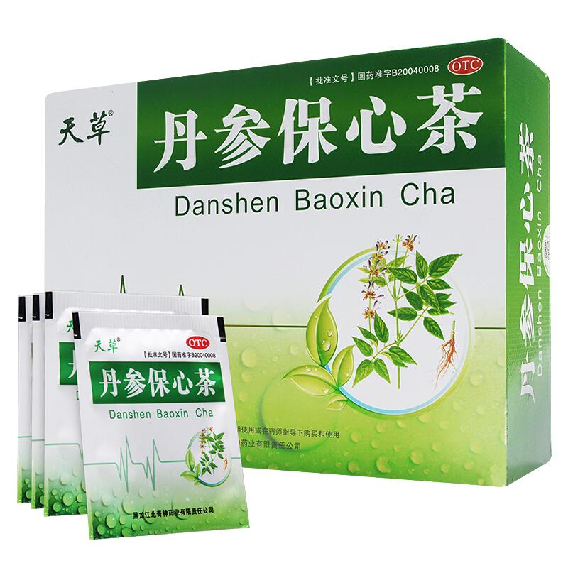 天草 丹参保心茶 2.5g*180袋