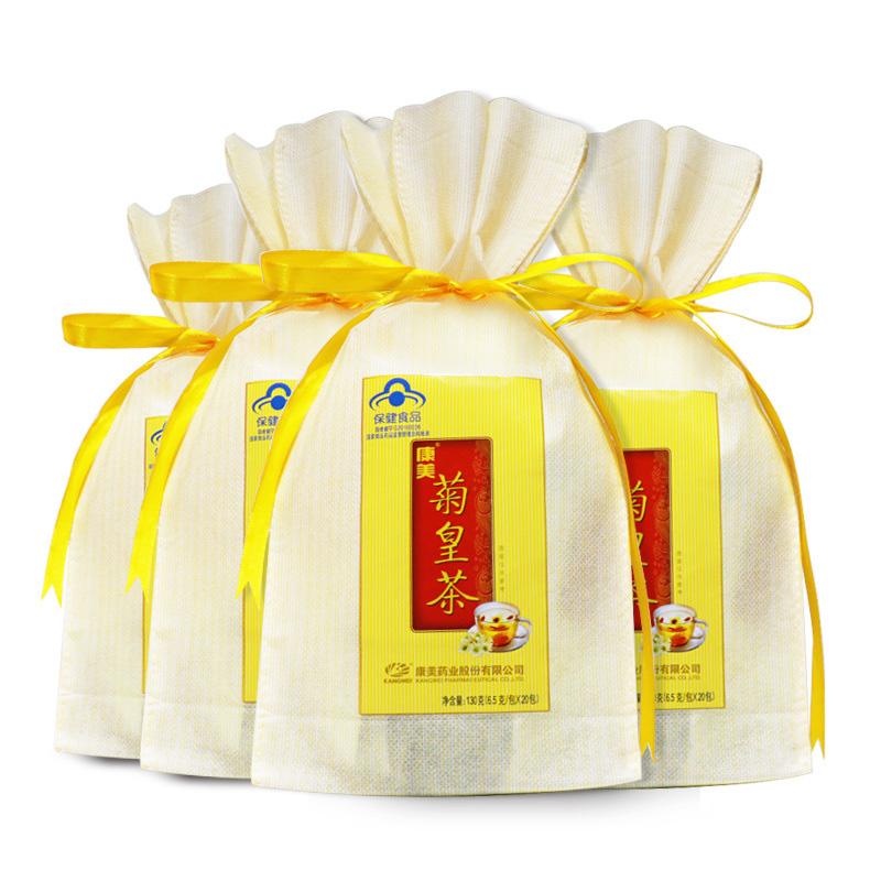 康美 菊皇茶(植物代用茶)  6.5克*20袋