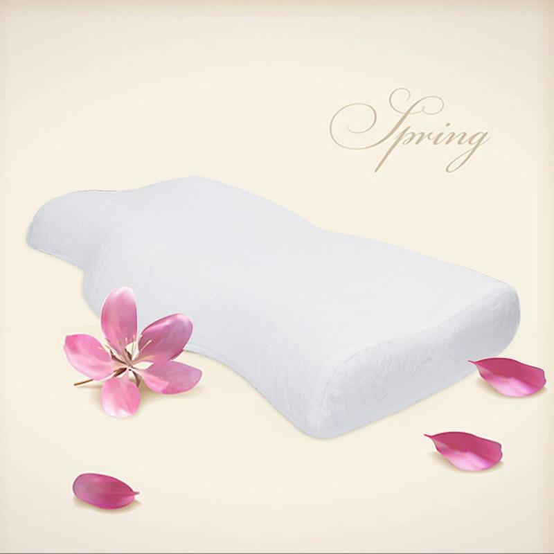 尚眠枕 乳胶枕理疗枕头牵引护颈枕修复养生枕保健