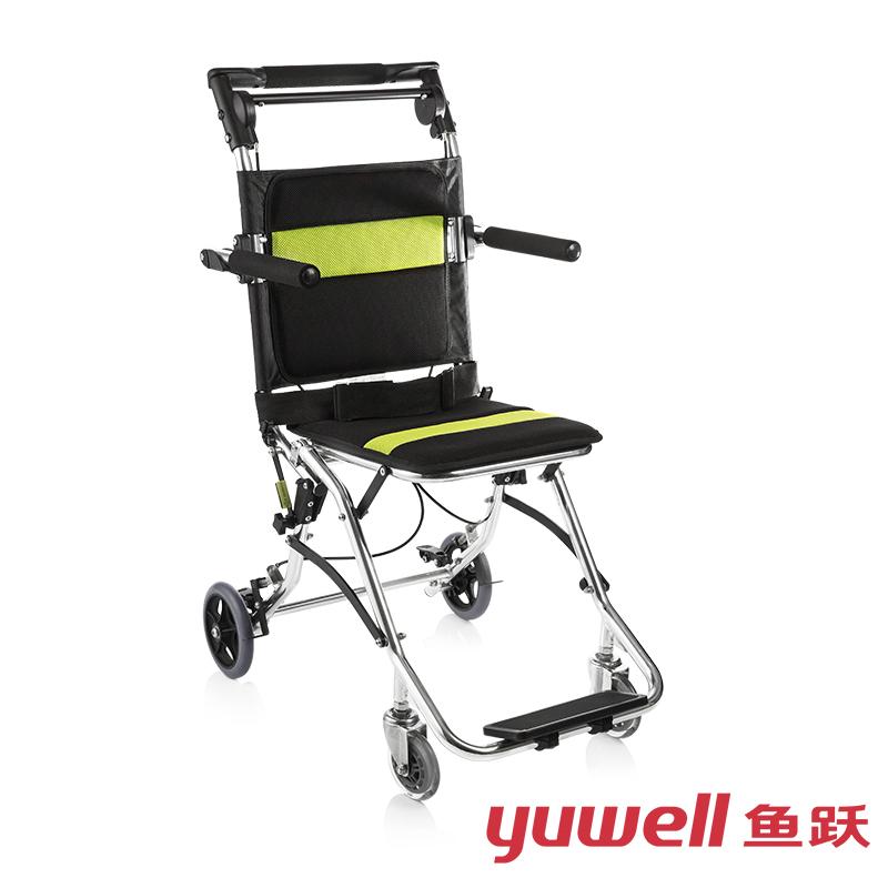 鱼跃手动轮椅车2000
