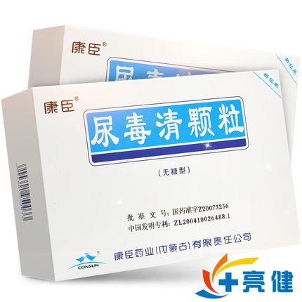康臣 尿毒清颗粒(无糖型) 5g*18袋/盒康臣药业(内蒙古)有限
