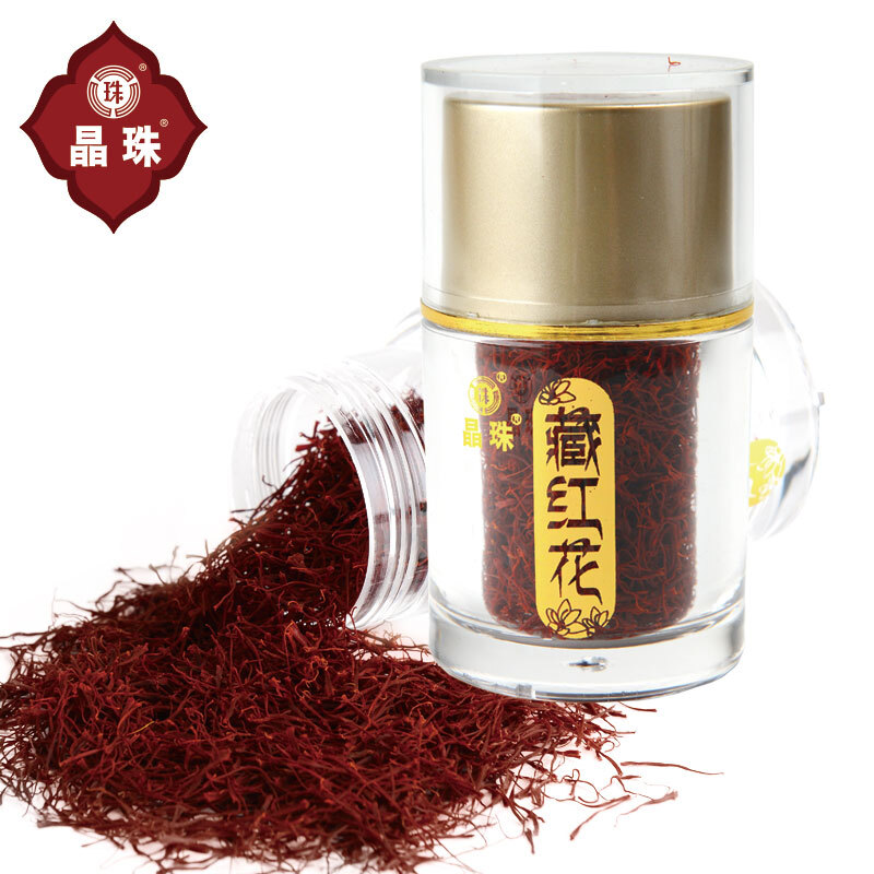 晶珠 藏红花 10g/瓶