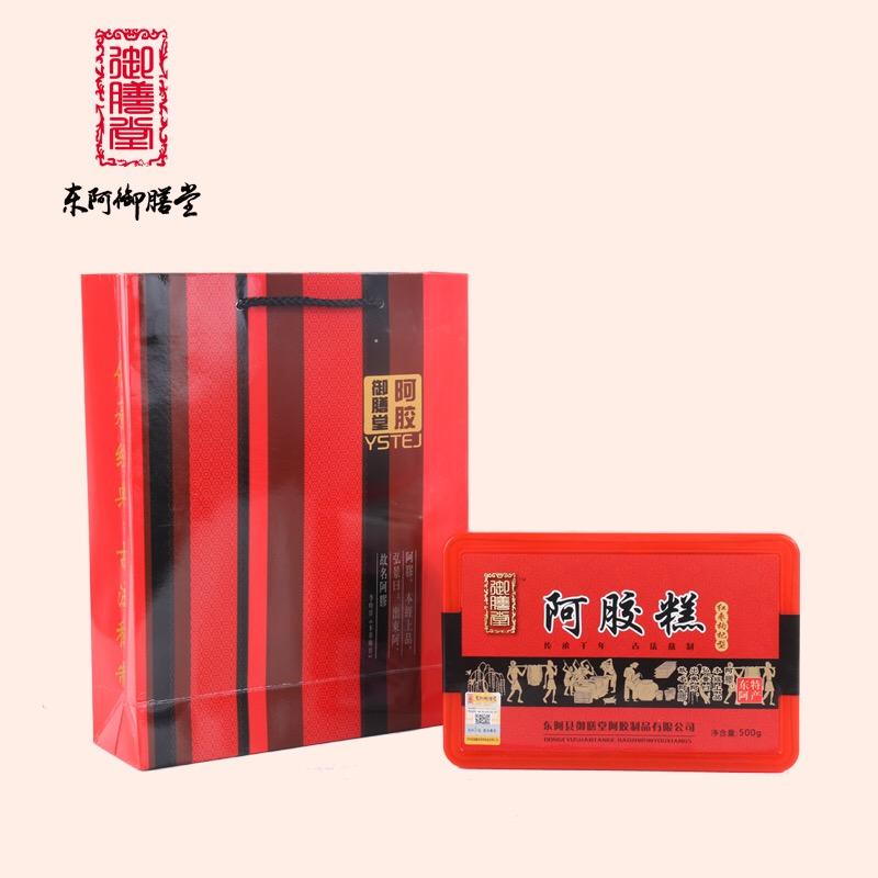 御膳堂阿膠糕(原味型)500g