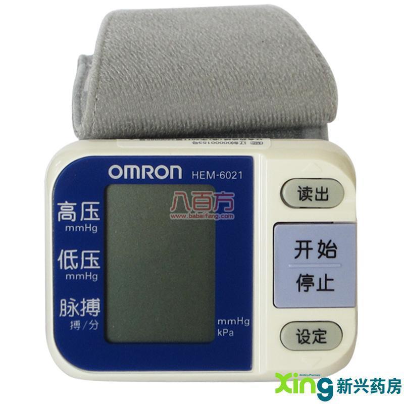 欧姆龙电子血压计(手腕式) HEM-6021