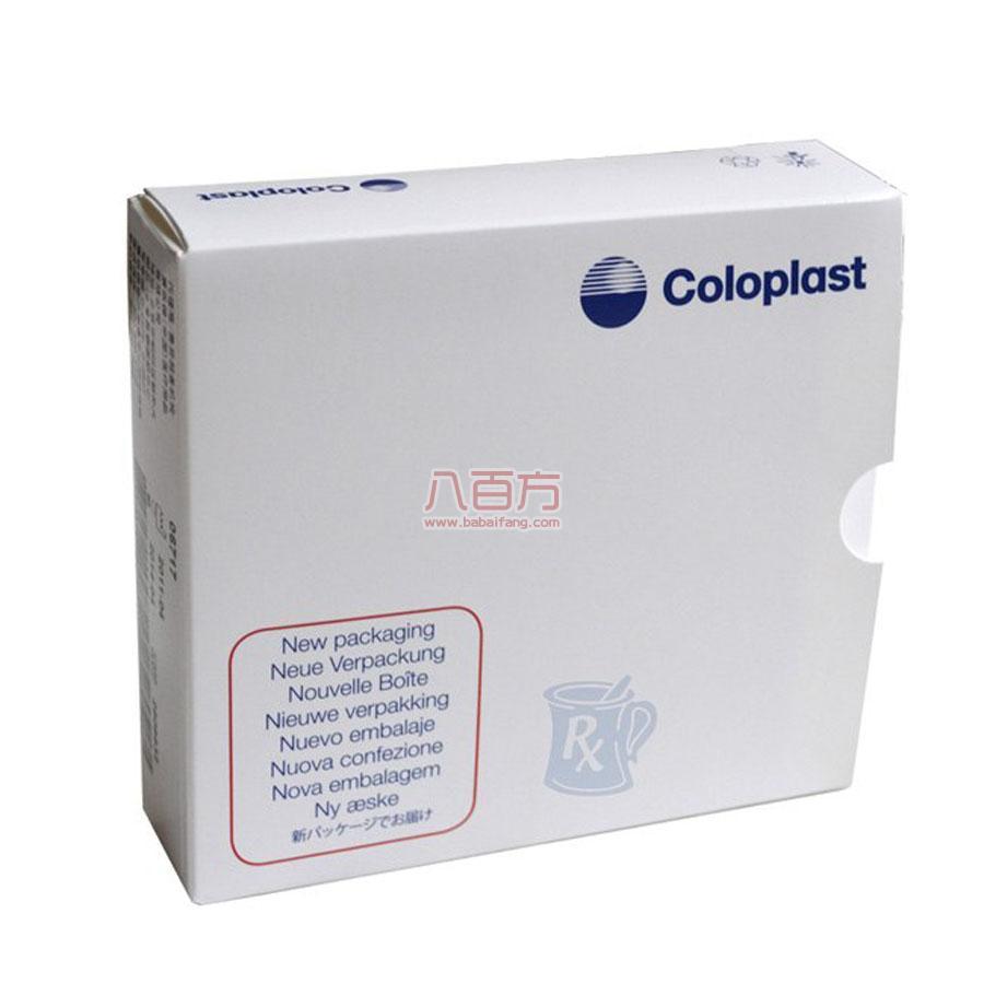 【康乐保】特舒造口袋EC透明底盘2832  1盒(5个)