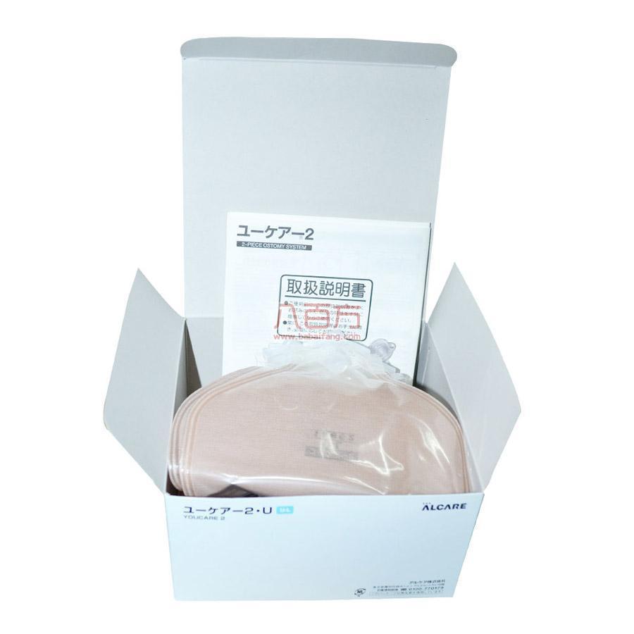 【爱乐康】16662*爱乐康YOUCARE优护系列 两件式尿路造口袋