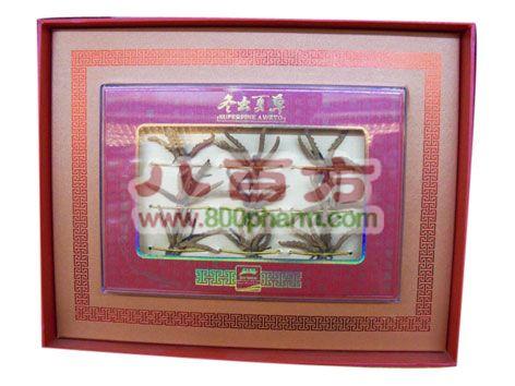 東方高麗冬蟲夏草一級9g扎花禮盒