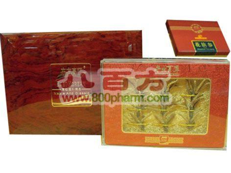 东方高丽冬虫夏草一级12g扎花长木盒