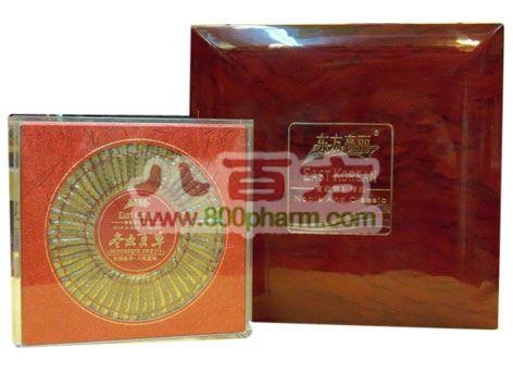 东方高丽冬虫夏草特级18g新木盒