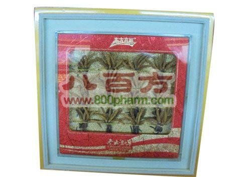 東方高麗冬蟲夏草特級扎花(大木盒)