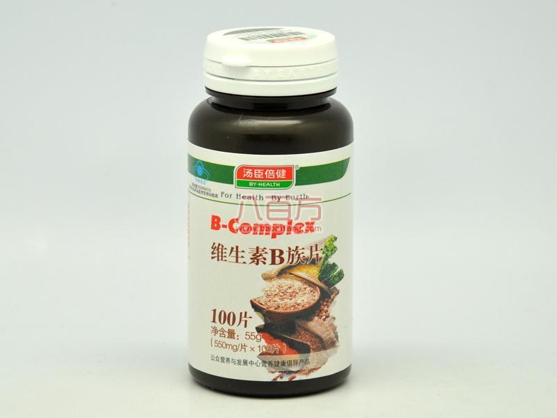 汤臣倍健维生素B族片100片