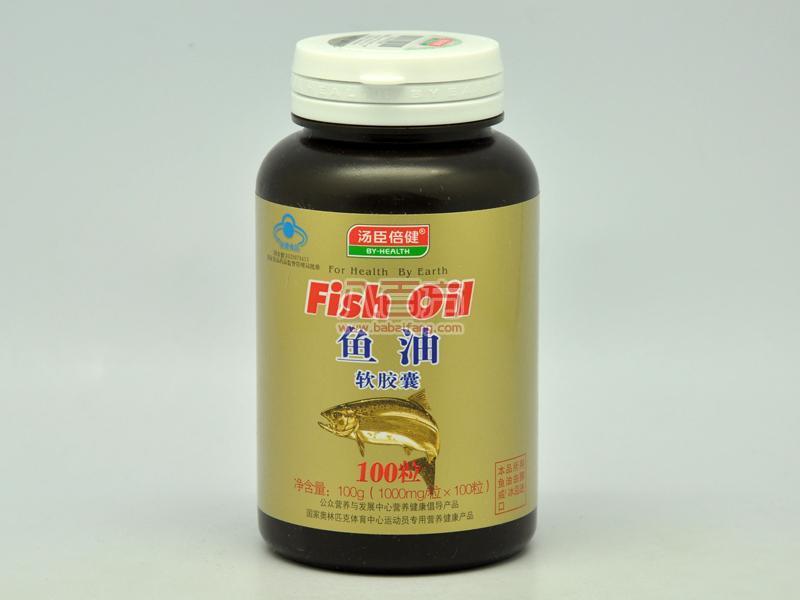 武松娱乐鱼油软胶囊